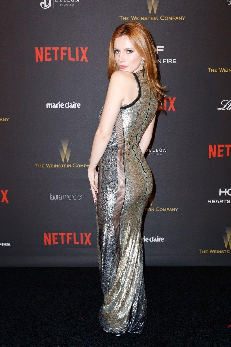 Resultado de imagen de Bella Thorne alfombra roja