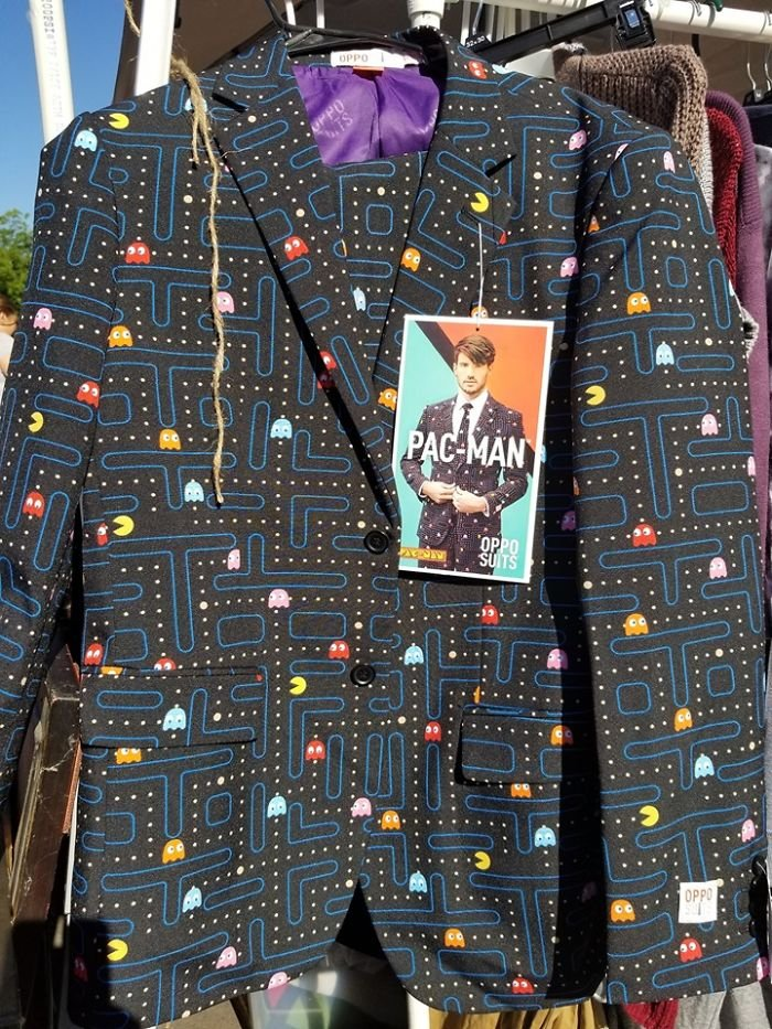 Pac Man Suit