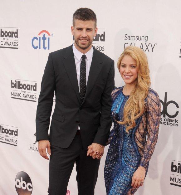 Resultado de imagen de Shakira yGerard Piqué