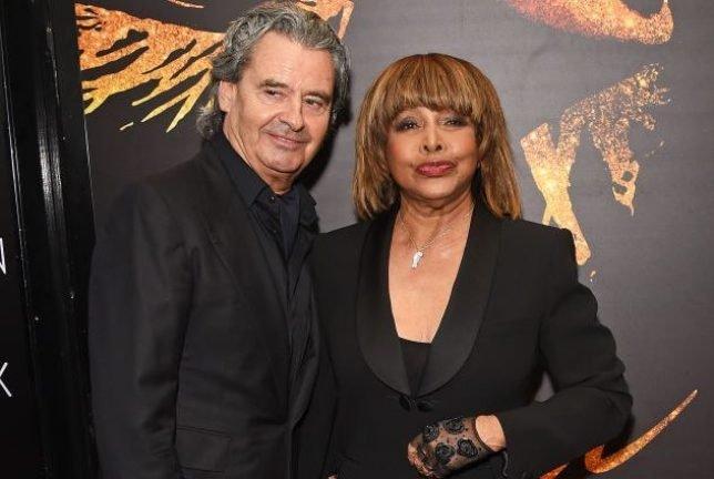 Resultado de imagen de Tina Turner yErwin Bach