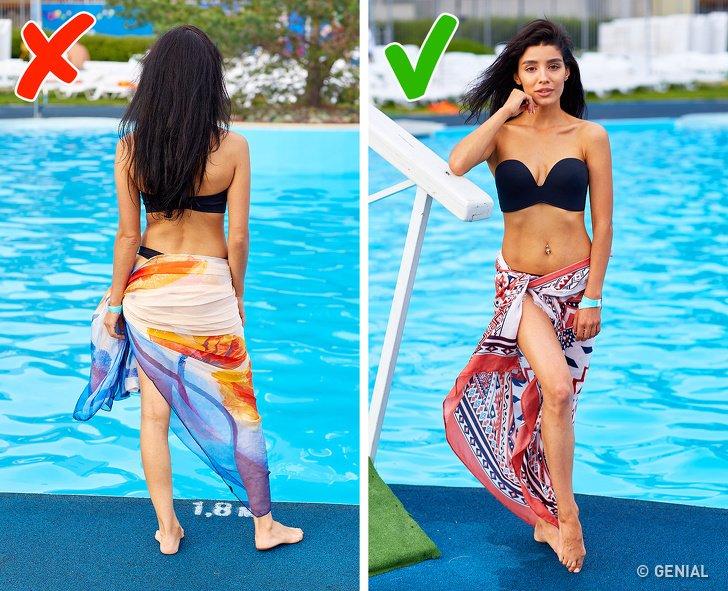 12Secretos deposar enlaplaya que teconvertirán enuna estrella delas redes sociales (Kim Kardashian hace exactamente lomismo)