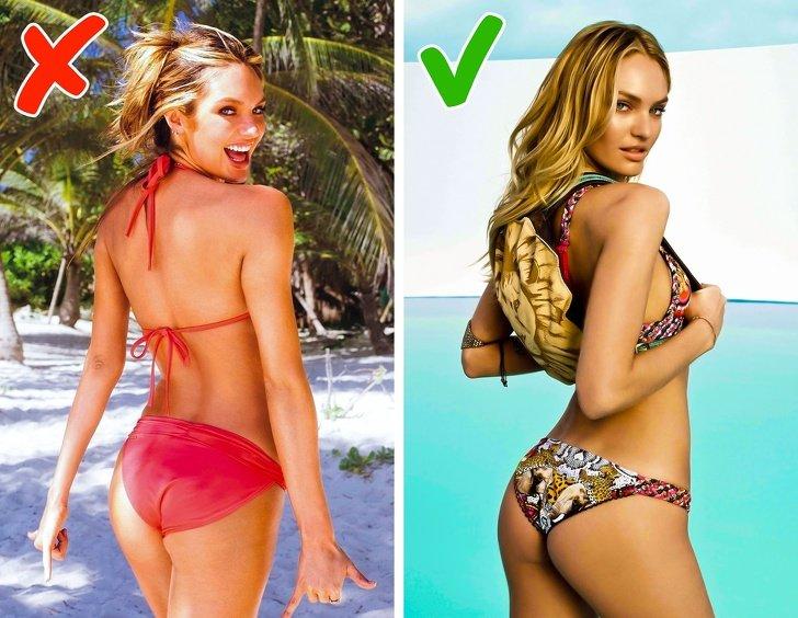 Supermodelos comparten sus secretos para obtener exitosas fotografías enbikini