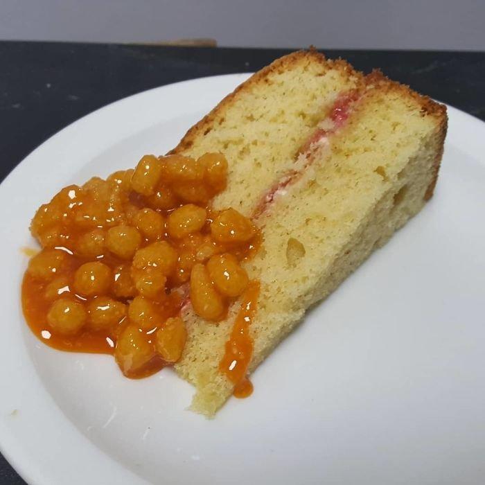 Marzipan Beans