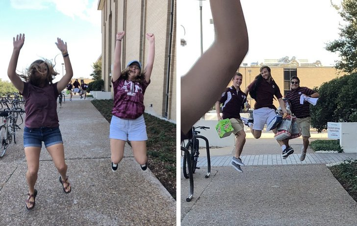16 Photos That Seem Ordinary Until You Look at the Background