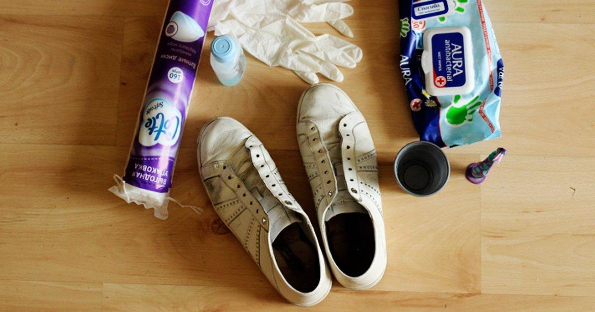 5 56.jpg?resize=1200,630 - Intenté 7 trucos populares para restaurar mis zapatos y aquí están los resultados