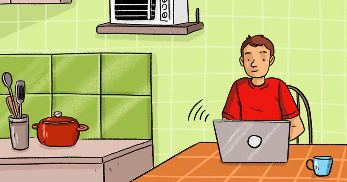 7 10.jpg?resize=412,232 - 8 Objetos que tienes en casa y que hacen que tu wifi funcione mal
