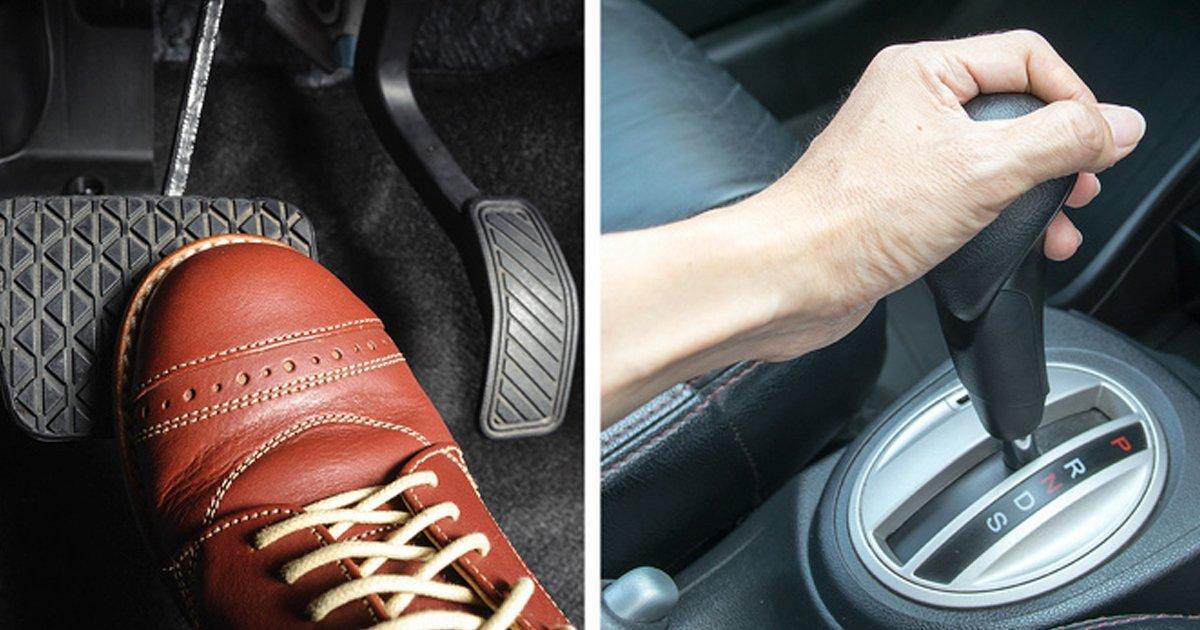 7 39.jpg?resize=412,232 - 9 Cosas que no deberías hacerle a un automóvil con transmisión automática