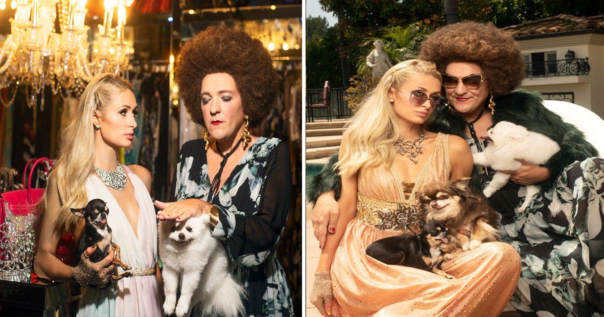 7 42.jpg?resize=1200,630 - Paris Hilton invite une voyante pour ses chiens