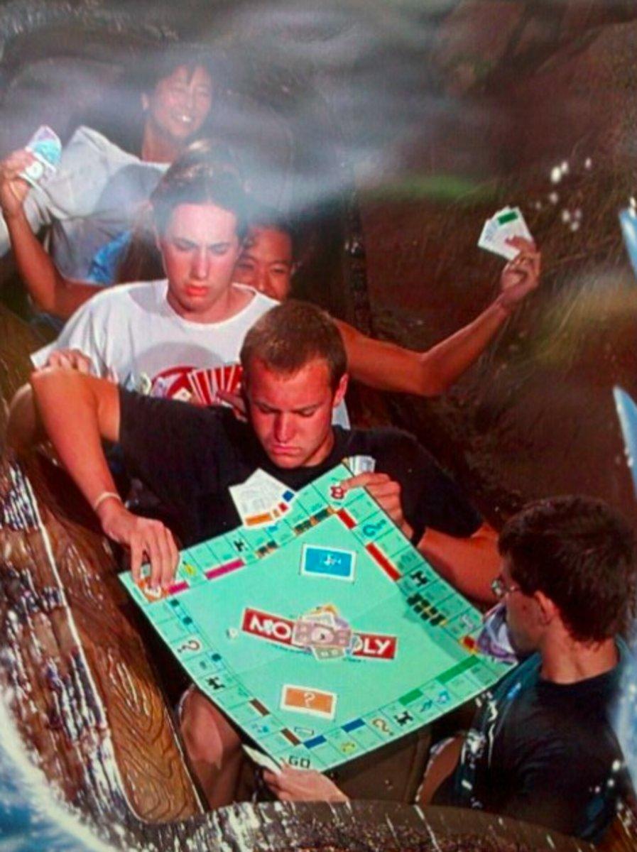 funny roller coaster photos monopoly