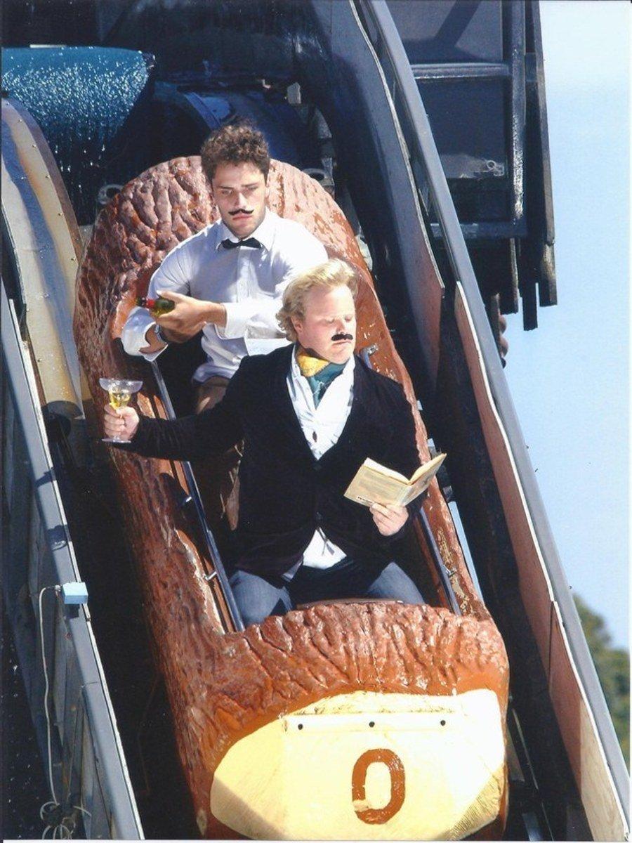 funny roller coaster photos servan