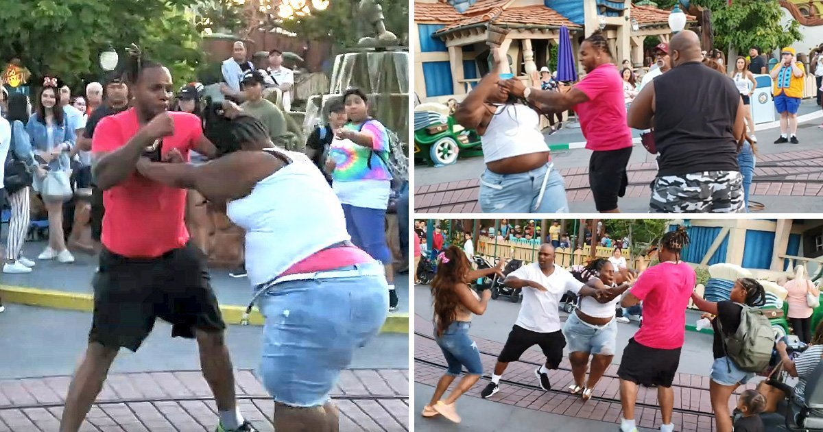 a 12.jpg?resize=412,232 - A Fight Broke Out In Disneyland The 'Happiest Place On Earth'