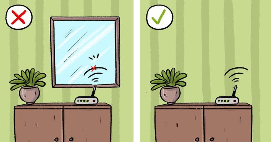 a5 8.jpg?resize=412,275 - 8 Objetos que você possui em casa e que podem fazer com que o Wi-Fi funcione mal