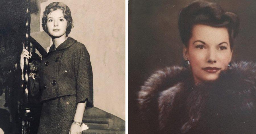a8 7.jpg?resize=412,275 - 28 Fotos de vovós que chamavam a atenção pela beleza durante a juventude