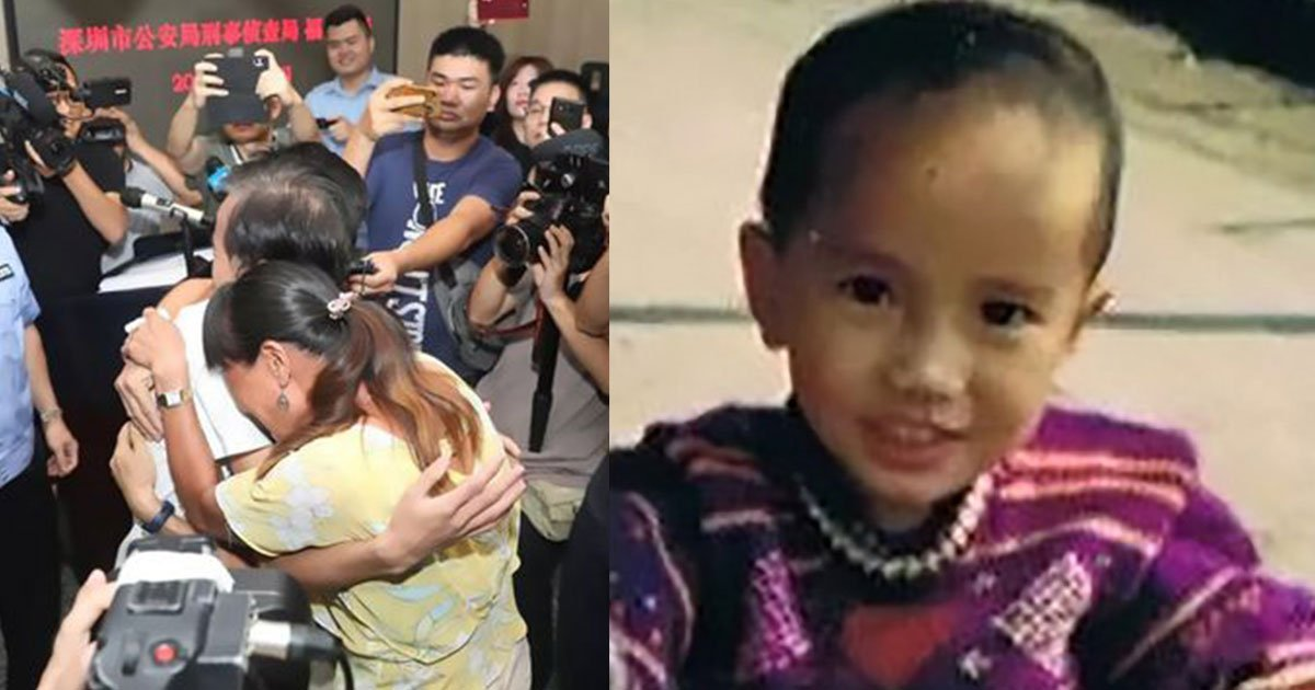 boy who was missing for 18 years reunited with his parents with the help of technology.jpg?resize=1200,630 - A Boy Who Was Missing For 18 Years Reunited With His Parents With The Help Of The FaceApp