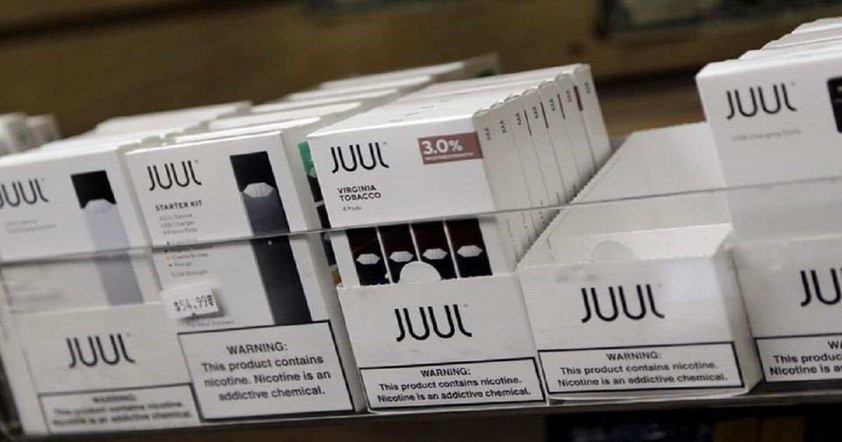 c3.jpeg?resize=300,169 - Le PDG du fabricant de cigarettes électroniques Juul s'est excusé auprès des parents d'adolescents qui utilisent les produits de sa société