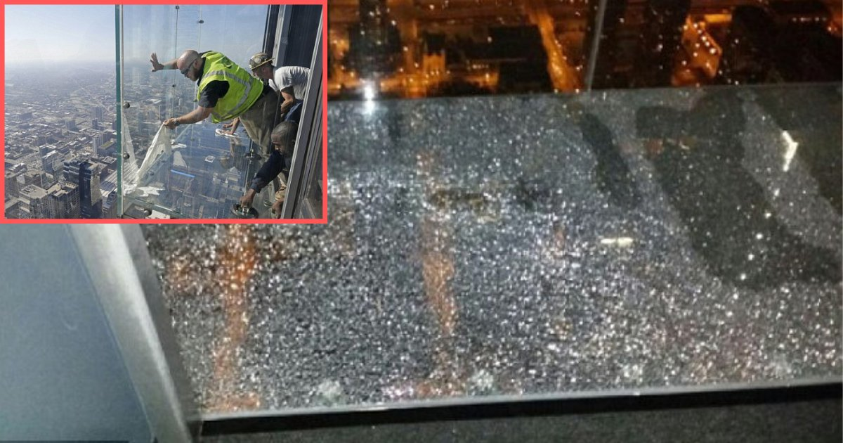 d3 1.png?resize=1200,630 - Glass Observation Ledge At 1,300ft Suddenly Cracked, Leaving Visitors Terrified