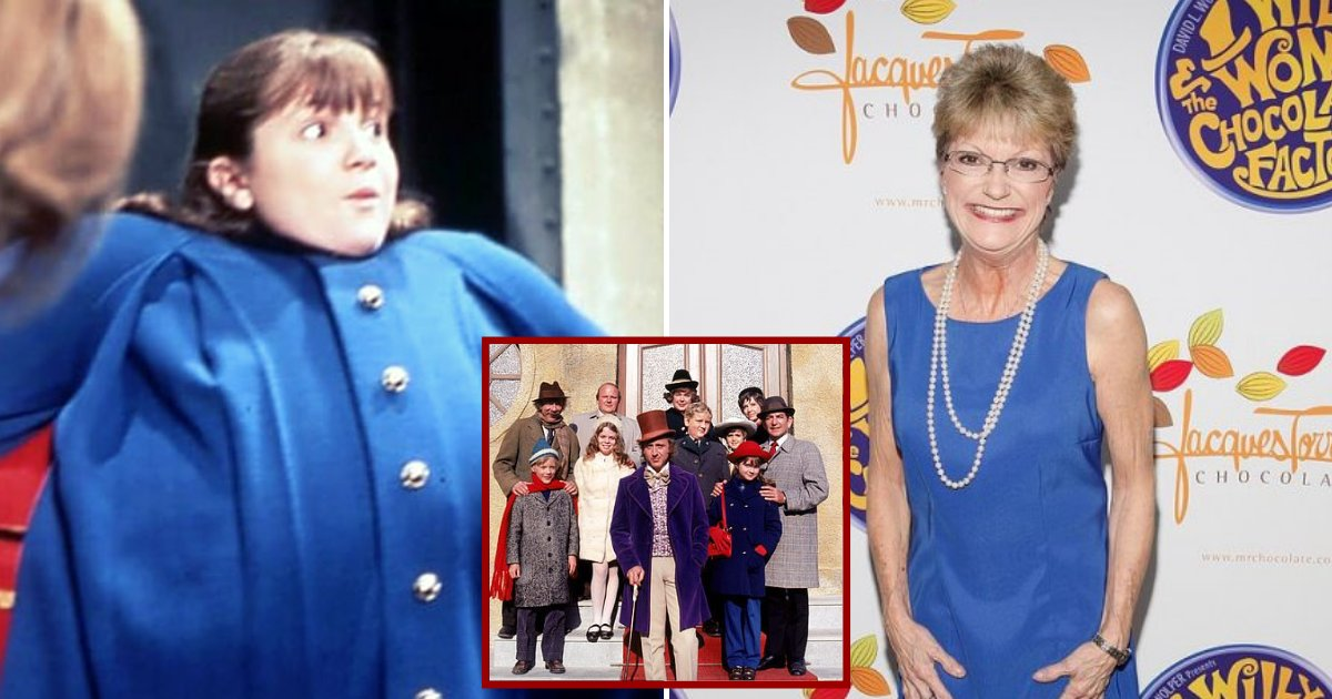 denise6.png?resize=412,232 - Willy Wonka And The Chocolate Factory Star Denise Nickerson Is Taken Off Life Support