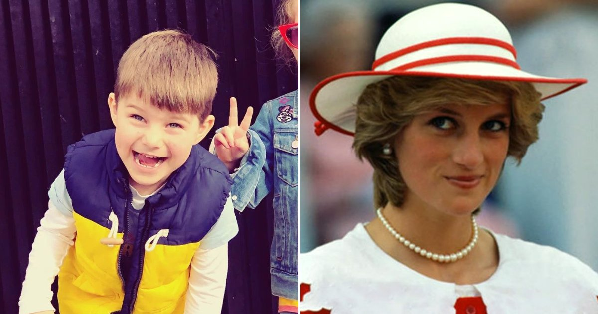 diana4.png?resize=412,232 - 4-Year-Old Boy Claims He Is The 'Reincarnation Of The Late Princess Diana'
