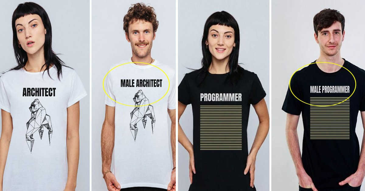 dsfs.jpg?resize=1200,630 - How This Company Sarcastically Created T-shirts Which Depict Men The Way Women Are Depicted In Our Society
