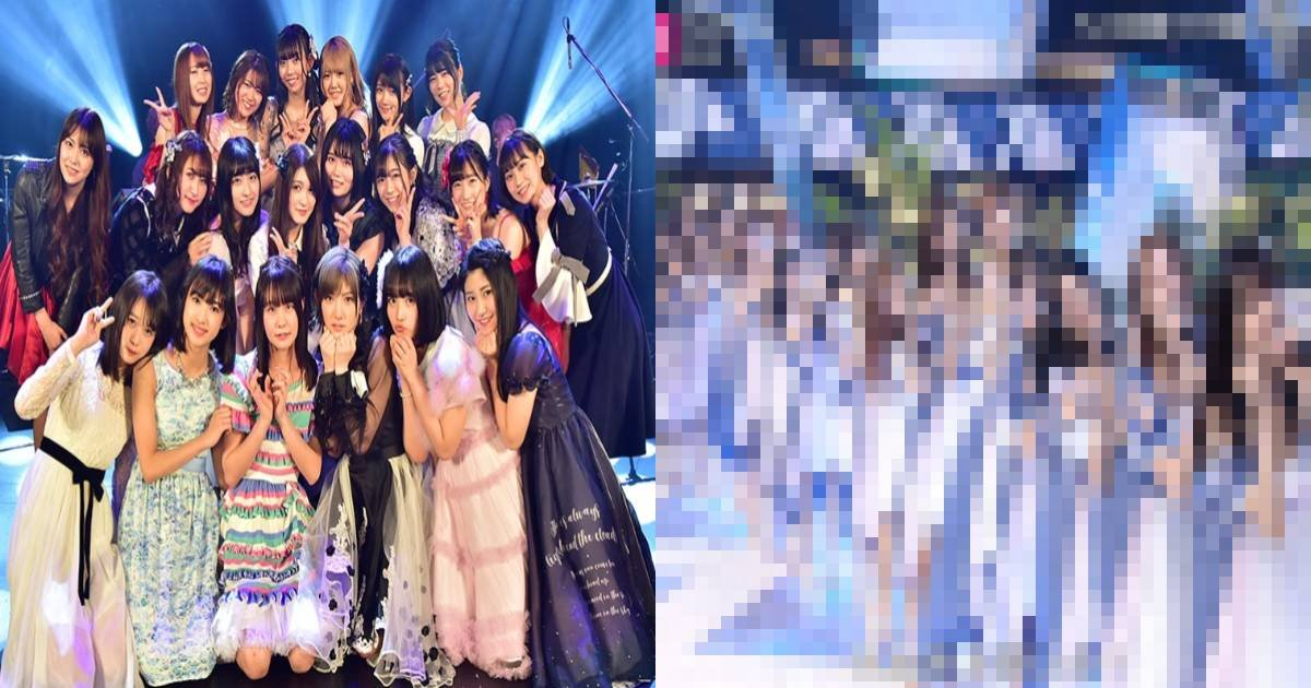 """e696b0e8a68fe38397e383ade382b8e382a7e382afe38388 31.jpg?resize=1200,630 - 『AKB48』""""胸チラ""""高露出にファンが激論!!「最高じゃねーか」「下品で汚い」"""