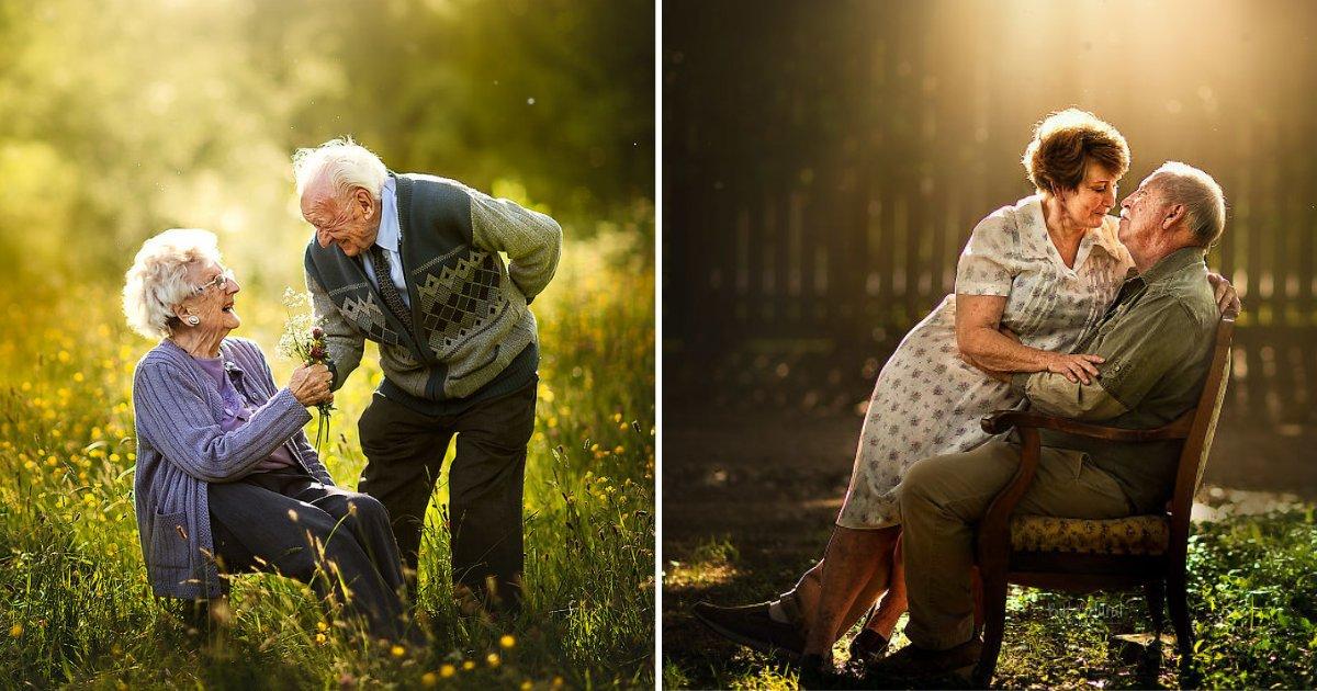 eldery12 1.png?resize=412,232 - A croquer! Photos de fiançailles par des retraités
