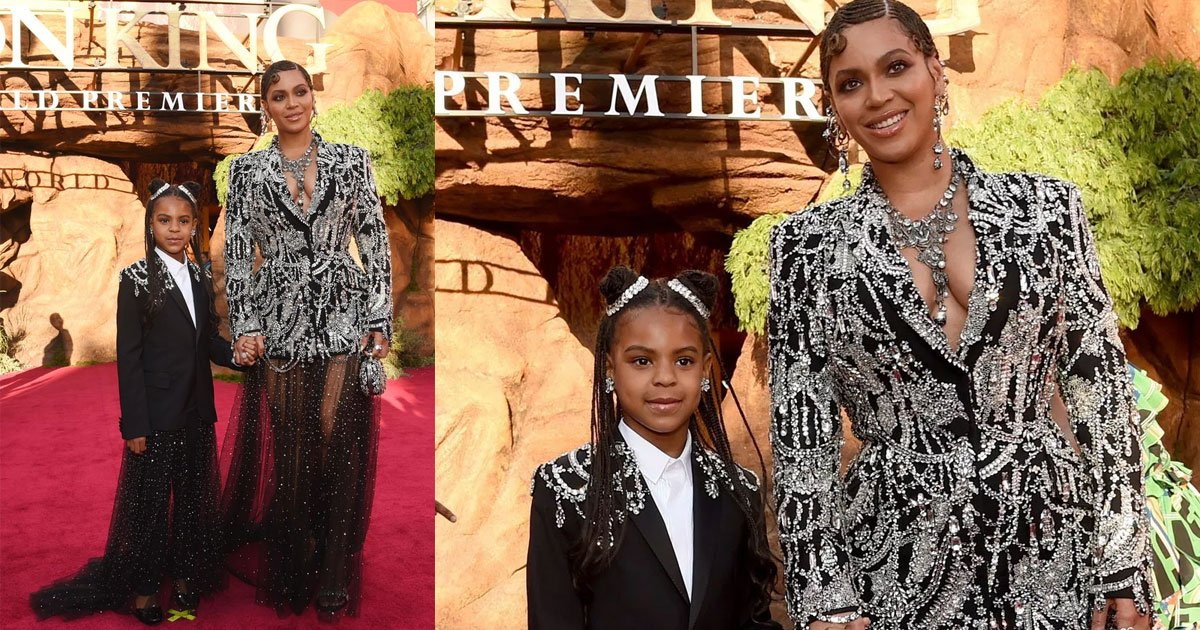 fans praised blue ivy for her singing debut and said beyonce dethroned by her daughter.jpg?resize=1200,630 - Fans Praised Blue Ivy For Her Singing Debut And Said Beyonce Has Been 'Dethroned' By Her Daughter