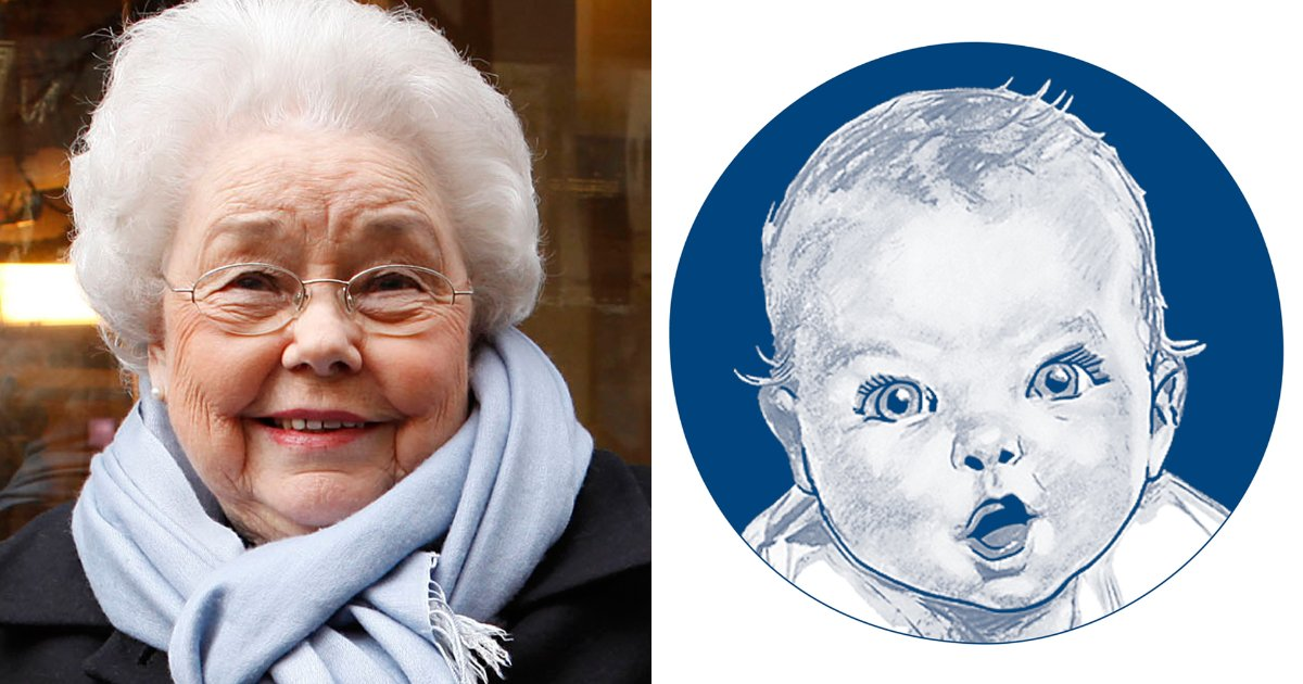 featured image 12.png?resize=300,169 - The 'Original' Gerber Baby Is Now 92 Years Old And Still Has The Same Sparkling Eyes