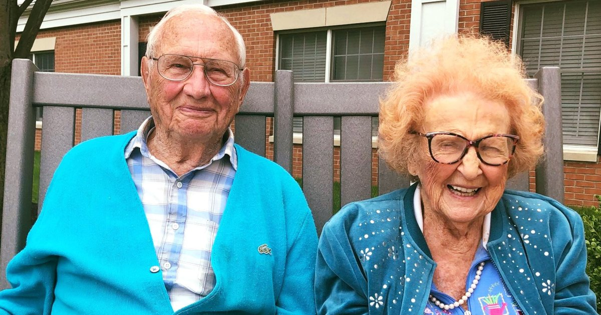 featured image 23.png?resize=412,232 - Widows Aged 102 and 100 Married Each Other After A Year-long Relationship