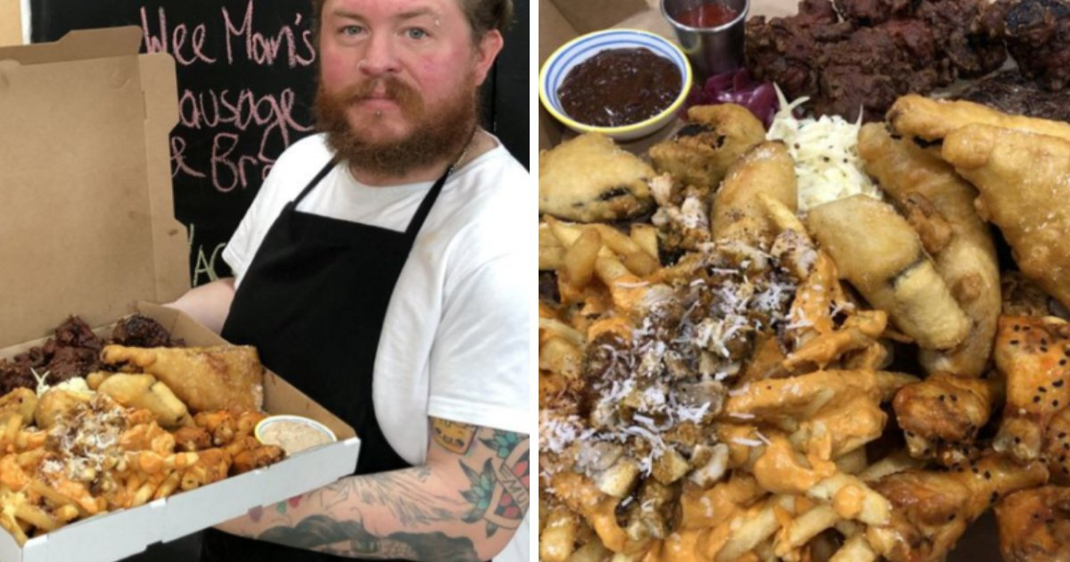 featured image 39.png?resize=300,169 - A Melbourne Chef Created A Mega Meal Containing More Than 4,600 Calories