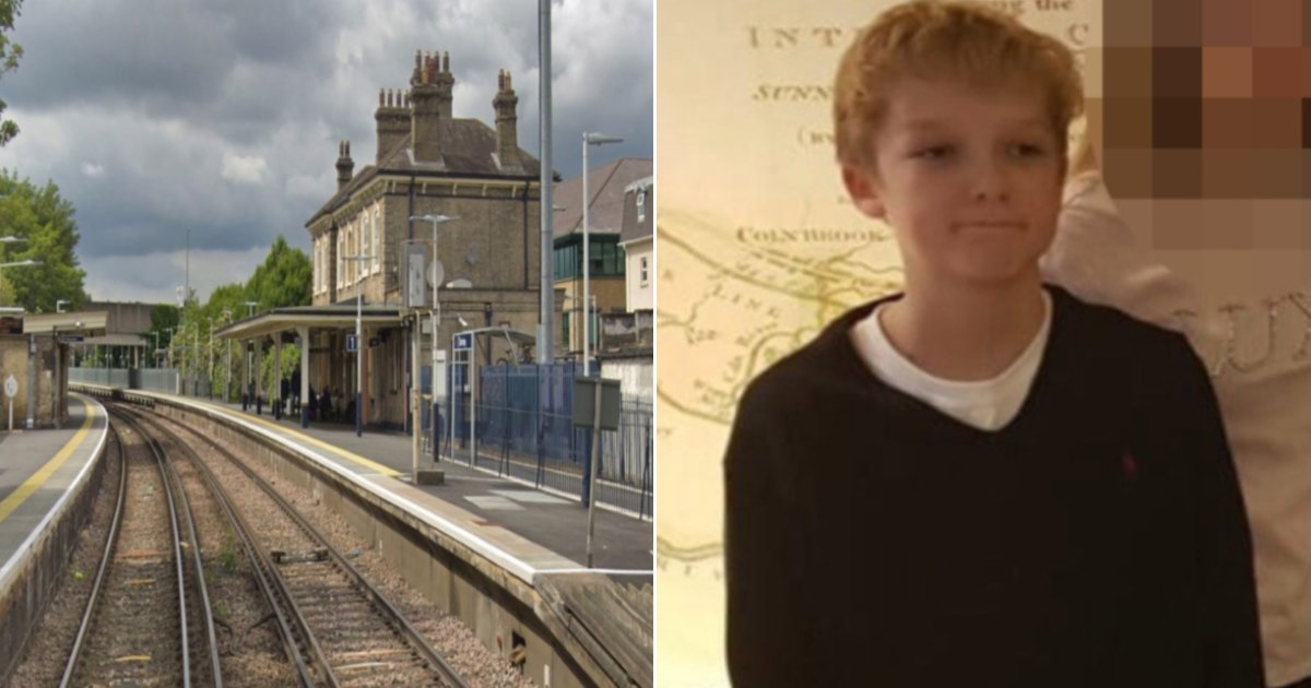 featured image 59.png?resize=412,275 - A Bullied Schoolboy Took His Own Life In Front Of His Classmates By Lying Down On The Tracks