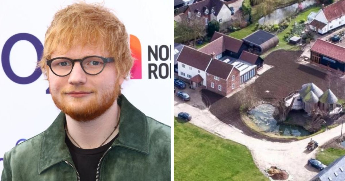 featured image 84.png?resize=1200,630 - Ed Sheeran Ended His Neighbors' Complaints By Simply Buying Their Houses