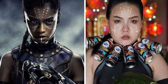 food clothes cosplay sine benjaphorn framsook lek lek 26 5c6c1e130c37d  700 e1562770488792.jpg?resize=412,275 - Thai Model Creating Perfect Low-Budget Cosplay Costumes Of Celebrities