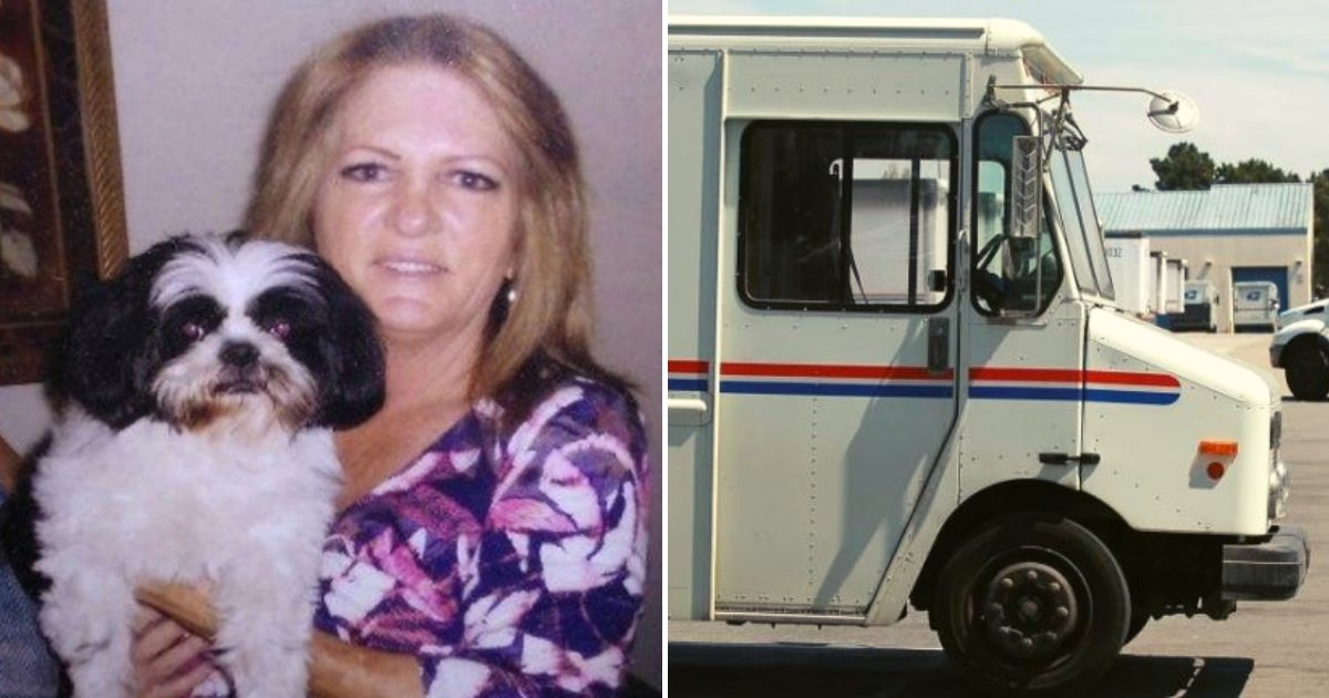 frank2.png?resize=412,232 - 63-Year-Old Postal Carrier Found Lifeless In Truck Only Months Before Retirement