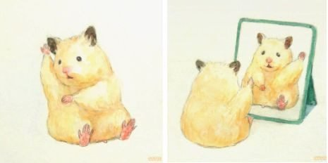 gdgdgdgdgdvsavava 5c485e97cb83a png  700 e1563086438535.jpg?resize=412,232 -  Japanese Artists Draws His Pet Hamster's Life Doing Regular Human Chores - Adorable!