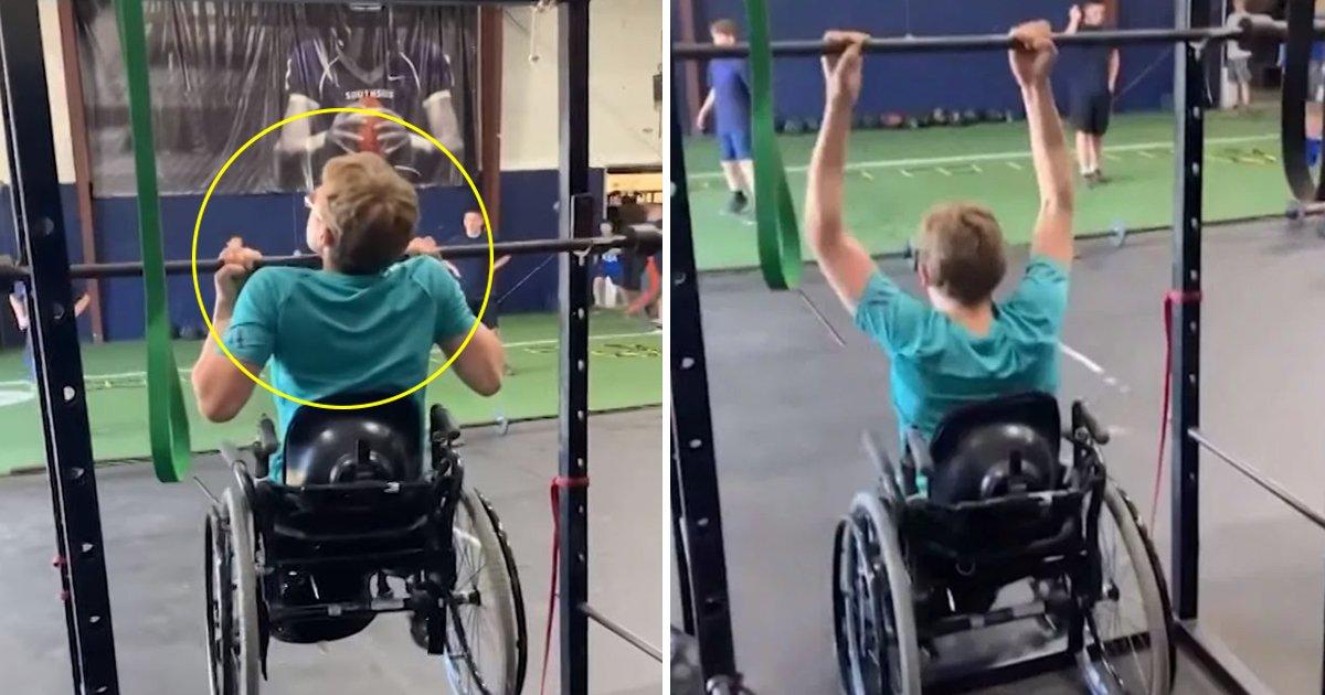 ghhhhsss.jpg?resize=412,232 - Ce jeune homme en fauteuil roulant a établi un record formidable en salle de sport