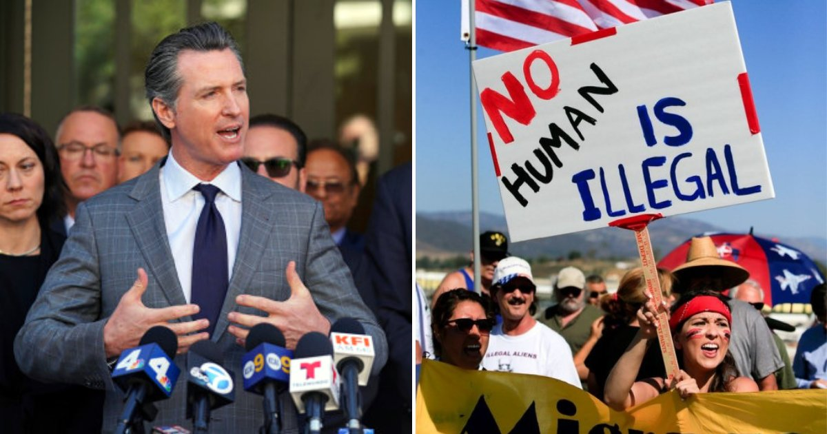 gov3.png?resize=1200,630 - California Governor Signs Bill Extending Health Care Benefits To Illegal Immigrants
