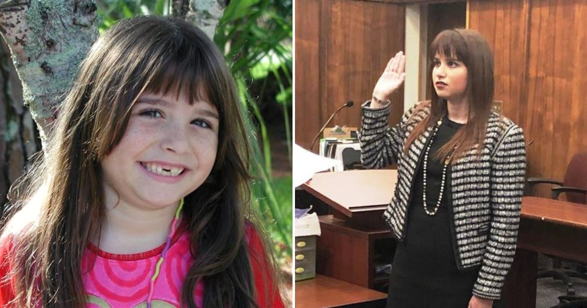haley4.png?resize=412,275 - Doctor Said She Would Never Get A Stable Job, But She Became Florida's First Lawyer With Autism