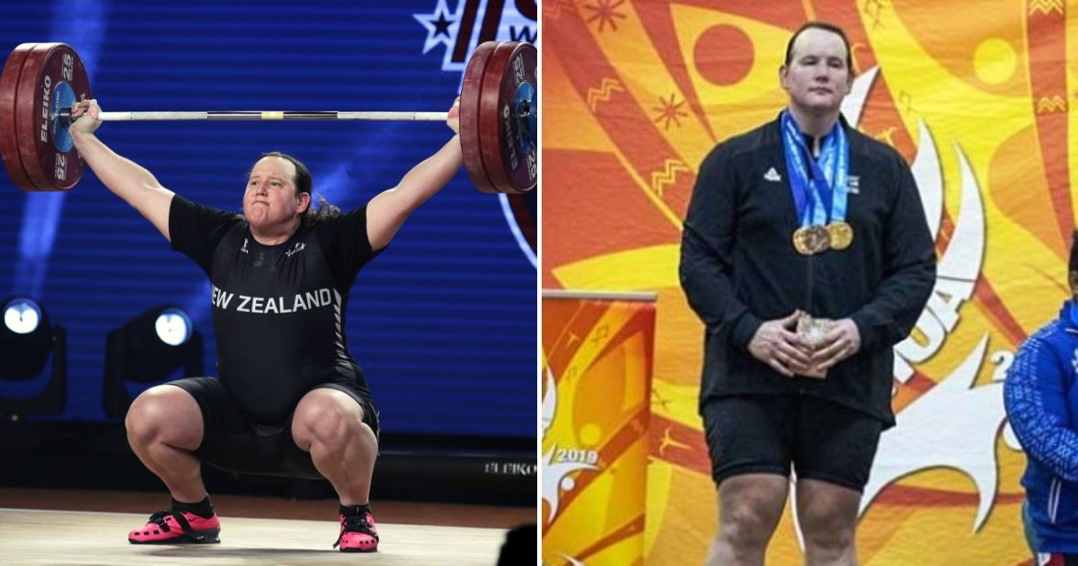 hubbard4.png?resize=1200,630 - Trans Athlete Wins TWO Gold Weightlifting Medals At The 2019 Pacific Games