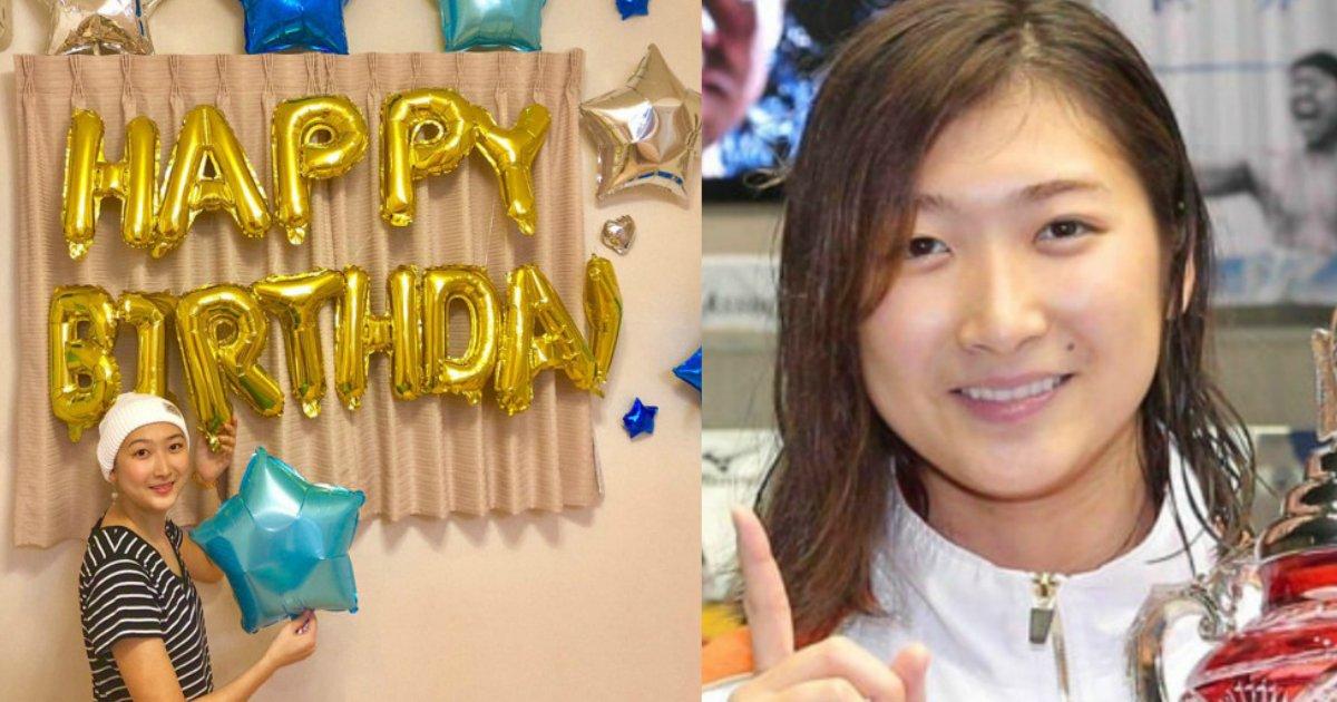 ikee.jpg?resize=1200,630 - 白血病で闘病中の池江璃花子選手、19歳の誕生日を報告「良い事、良い日を沢山増やしていきたい」