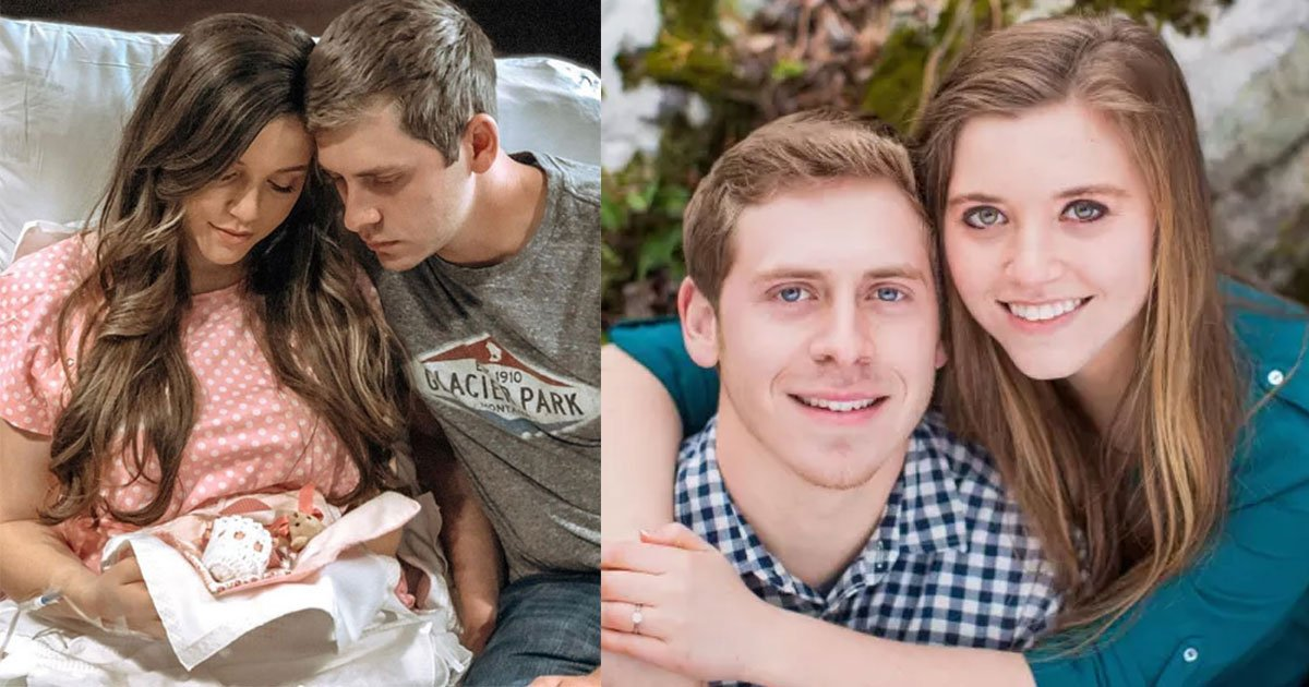 joy anna duggar shared pictures of her family saying last goobye to their daughter.jpg?resize=412,232 - Reality Star Joy-Anna Duggar Shared Pictures Of Her Family Saying Their Last Goodbye To Her Stillborn Baby