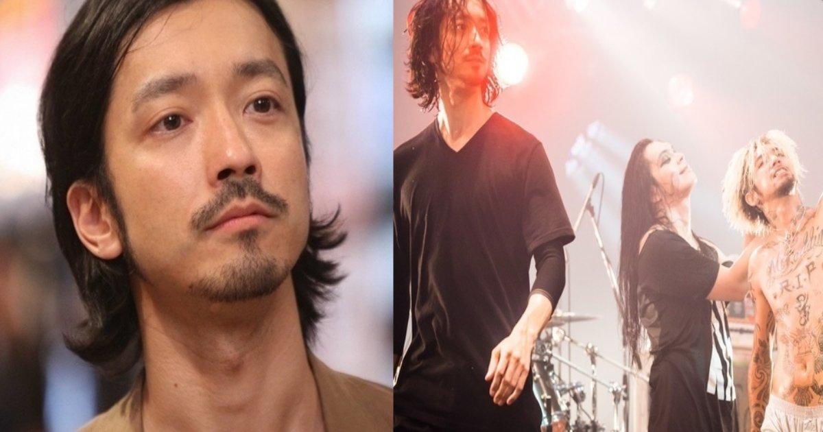 kaneko.png?resize=1200,630 - 実弟が逮捕され謝罪した金子ノブアキ、所属バンドは解散の道まっしぐら!?