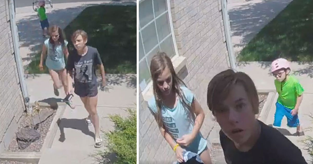 kids return wallet.jpg?resize=412,232 - Three Kids Are Being Praised After They Returned A Wallet That Had $700 In Cash