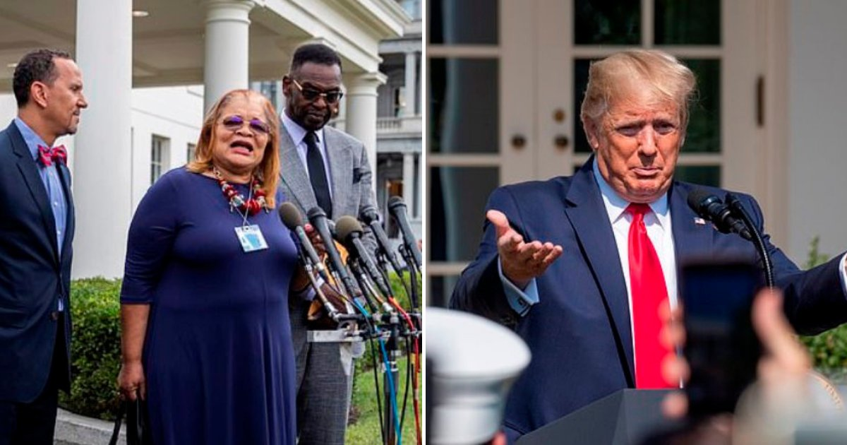 king3.png?resize=1200,630 - Martin Luther King Jr.'s Niece Praises President Trump Amid Feud Over 'Rat-Infested' Baltimore
