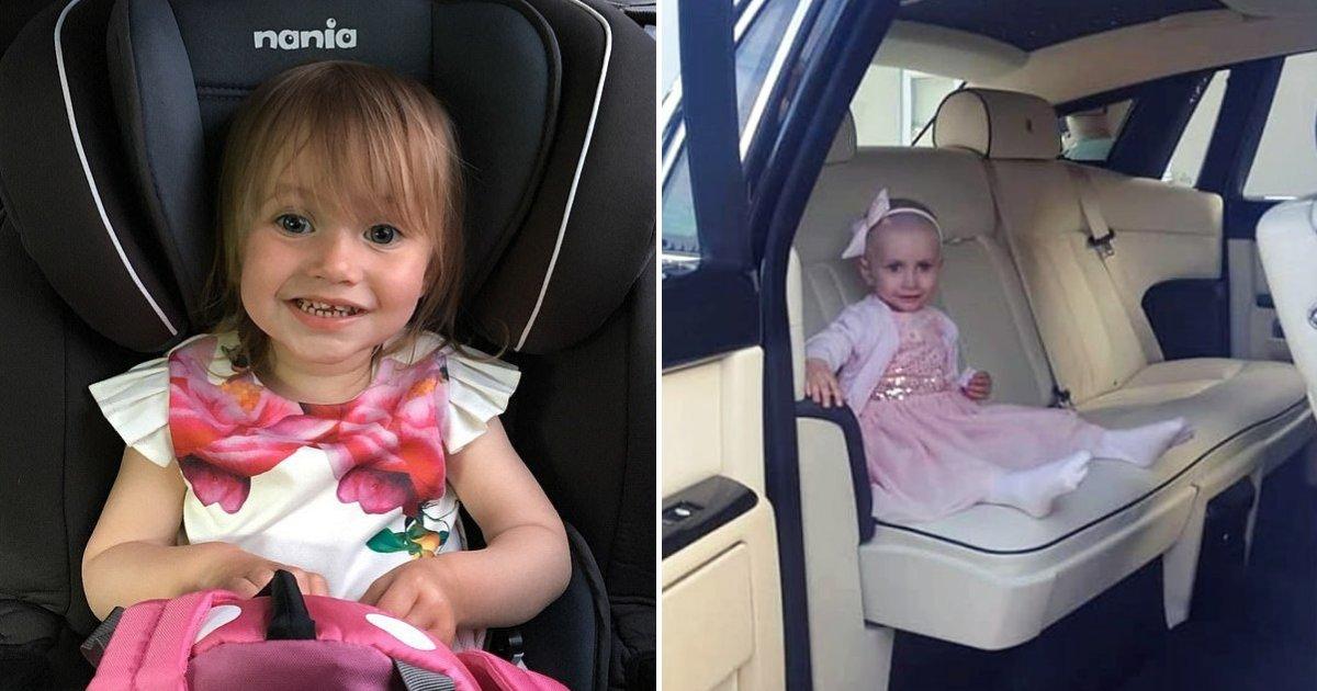 lana5.png?resize=300,169 - Une fillette de 3 ans est allée au bal de fin d'année de sa sœur, parce qu'elle ne pourra peut-être pas assister au sien