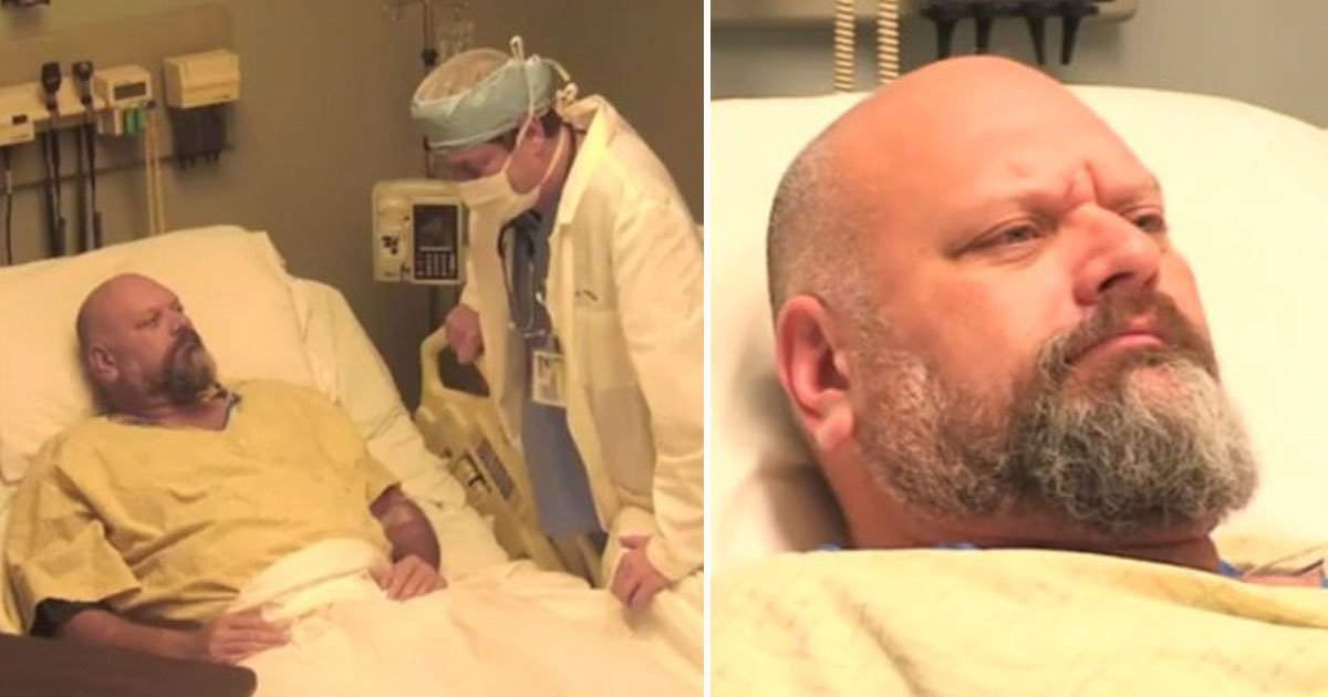 man coma prank.jpg?resize=412,232 - Doctors Told A Drunk Driver That He Was In A Coma For 10 Years For Teaching Him A Lesson