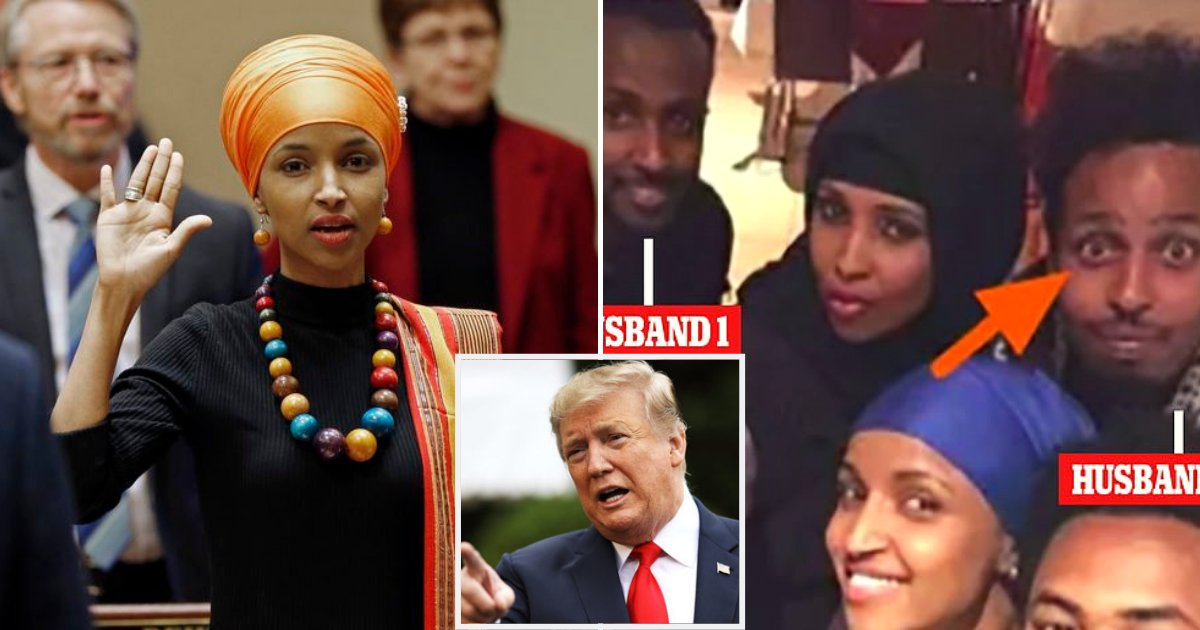 omar3.png?resize=412,232 - Ilhan Omar Desperately Tries To Shut Down Accusations She Was 'Married To Her Brother'