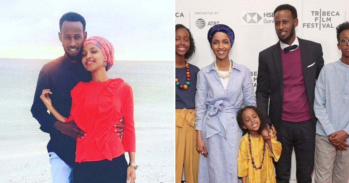 omar5.png?resize=1200,630 - Ilhan Omar Splits With Husband And Heads For SECOND Divorce With The Father Of Her Children