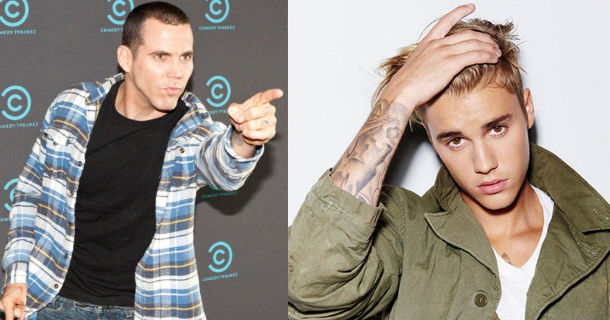 s1 1.png?resize=300,169 - Nouvel adversaire pour Justin Bieber, Steve-O veut le combattre dans un combat d'UFC