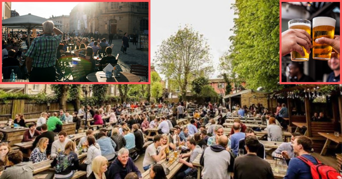 s1 18.png?resize=1200,630 - Facebook Page 'Leave Work And Go The Beer Garden, They Can't Sack Us All' Has Gained Thousands of People Going to the Event