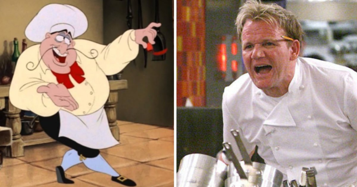 s1 7.png?resize=1200,630 - Fans Demand Real-Life-Louis aka Gordon Ramsay To Act in The Little Mermaid